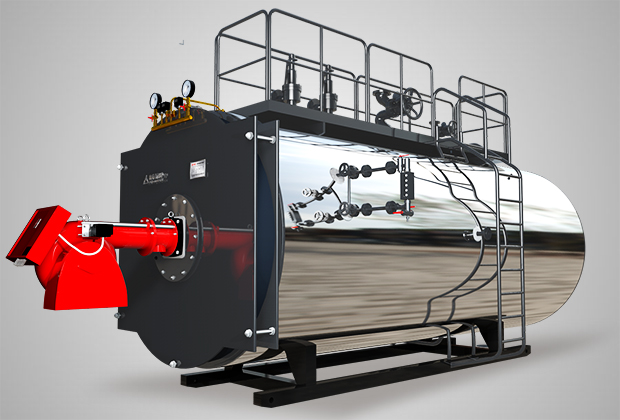 WNS series of full-automatic gas (oil)-fired steam boiler - Gas (Oil ...