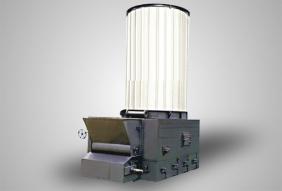 链条炉排立式燃煤有机载体锅炉