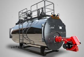 WNS型系列全自动燃气(油)承压热水锅炉