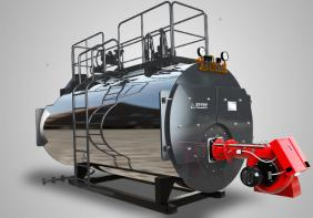 WNS全自动燃气(油)热水锅炉