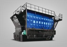 鑫华新生物质锅炉