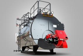 WNS型系列全自动燃气(油)蒸汽锅炉