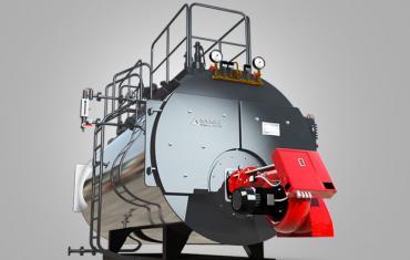 WNS燃气(油)蒸汽锅炉