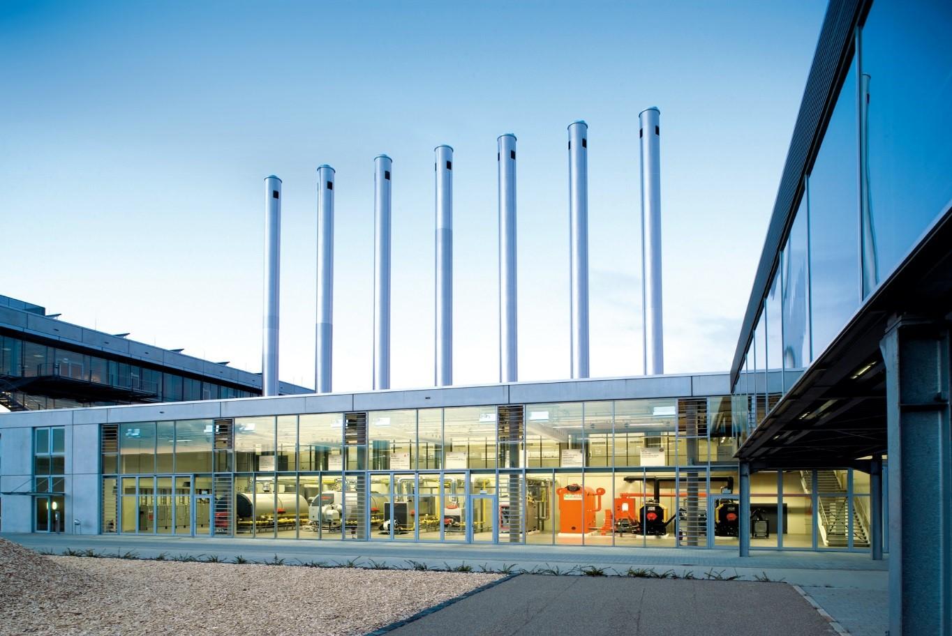 荷兰德恩携超低氮全冷凝技术与鑫华新强强联合 共同开拓
