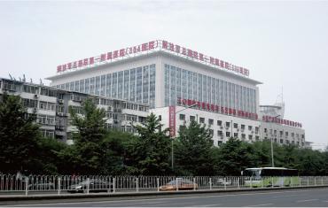 北京304医院燃气蒸汽锅炉供汽