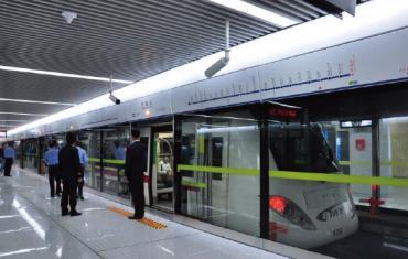 中铁三局天津地铁一号线热水供暖项目