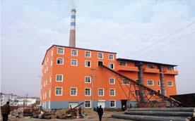 内蒙古赤峰合生阳光热力有限公司