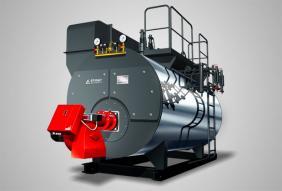 WNS系列全自动燃气冷凝蒸汽锅炉
