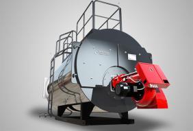 WNS型系列全自动燃气(油)小型常压热水锅炉