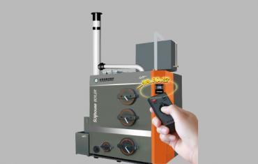 全智动数控生物质锅炉