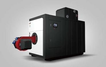 全智动燃气(油)冷凝热水锅炉