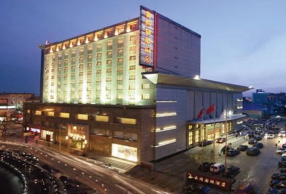 大同云冈国际酒店热水供暖