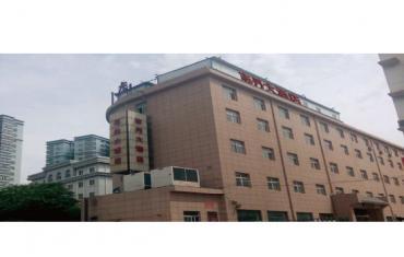 陕西延安志丹大酒店热水供暖项目