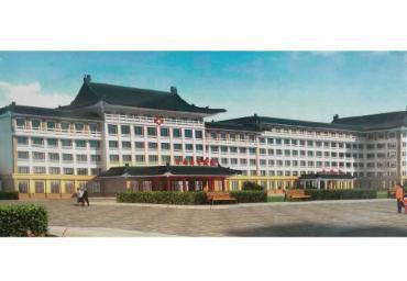 齐齐哈尔市甘南中医院热水供暖项目
